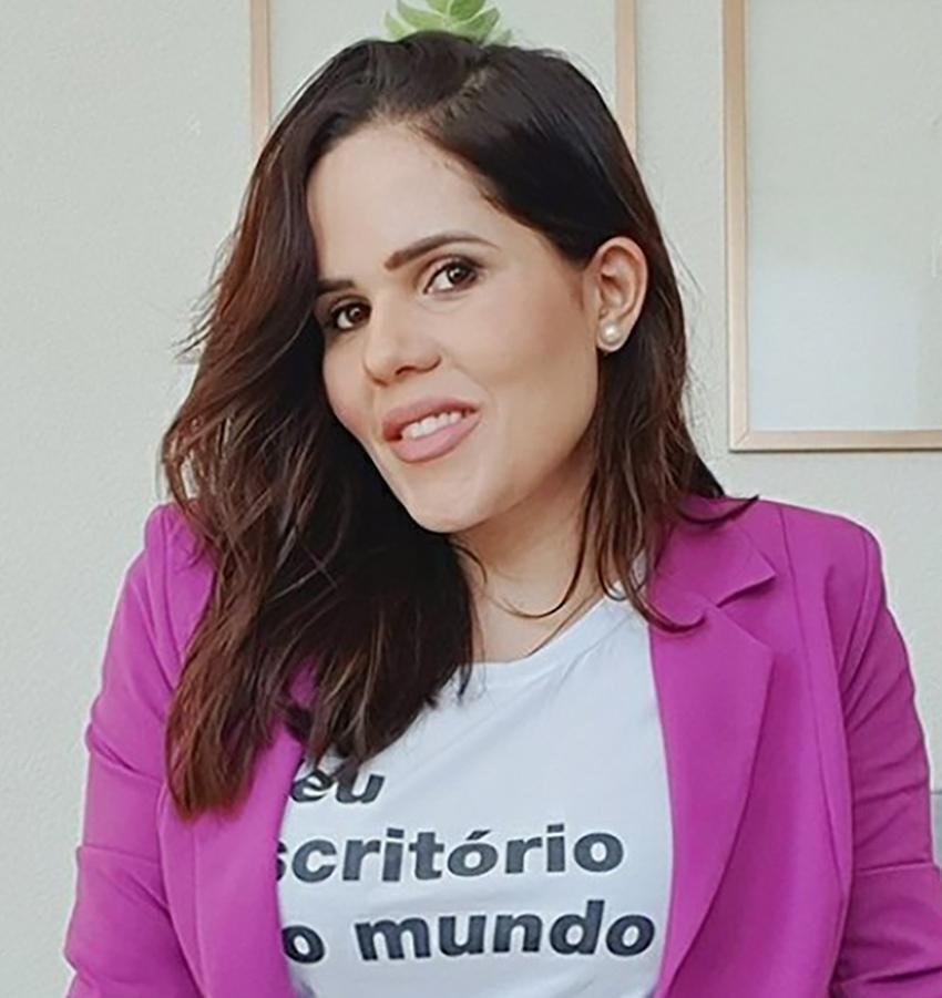 Flavia Gamonar fala sobre reunião remota