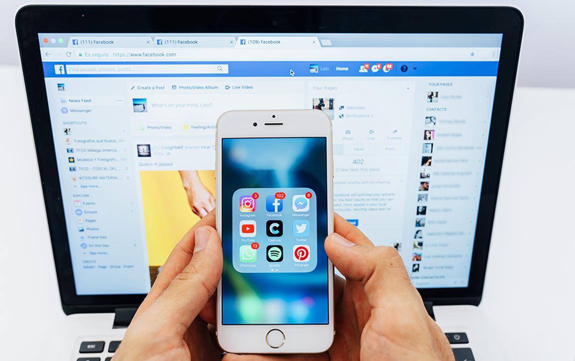 Como divulgar seu trabalho nas redes sociais