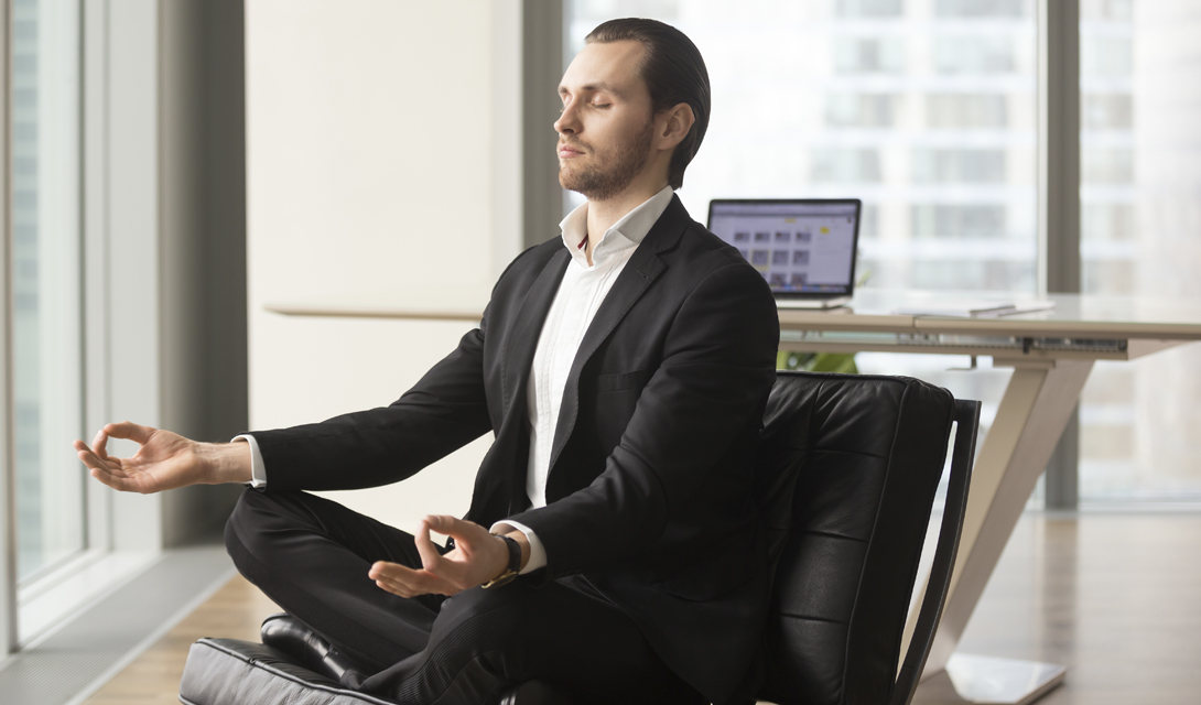 Meditação: uma prática que melhora o seu desempenho no trabalho