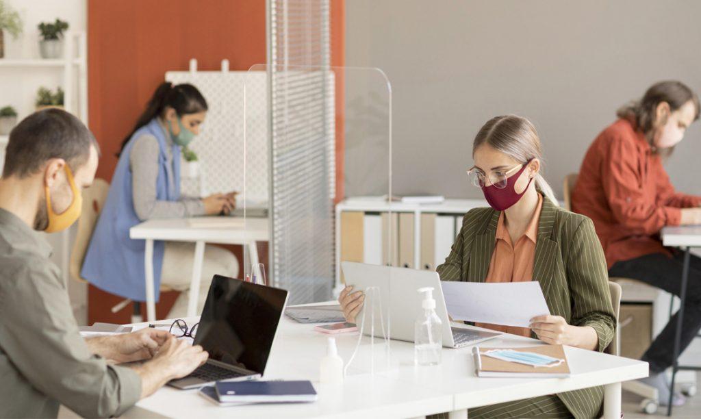 Coworkings crescem durante a pandemia